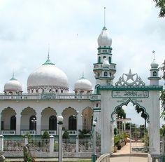 :::: PINTEREST.COM christiancross :::: Azhar masjid - Vietnam