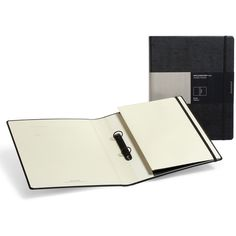 The Italian company Moleskine is famous for the legendary notebooks, which have unique specialties. With the ring folders, Moleskine passes the advantages of t…