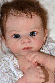 Куклы-младенцы и reborn ручной работы. кукла реборн Холли. Анжелика Егорина (mamaangelika). Интернет-магазин Ярмарка Мастеров. Реборн