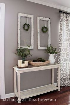 18 Diy Console Table Ideas