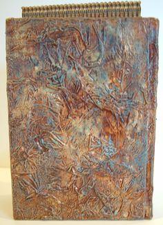 Artfully Musing: Tissue Paper Texture Tutorial