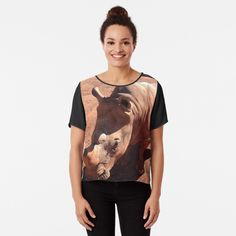 Chiffon Tops, Printed, Awesome, Nature, Photos, Stuff To Buy, Shopping, Products, Women