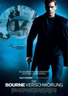 Poster zum Film: Bourne Verschwörung, Die