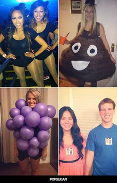 Holy Emoji! Halloween Costume Inspiration Straight From Your Smartphone