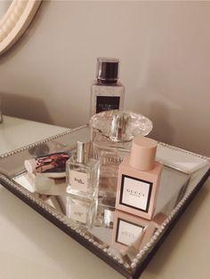 Luxury Cosmetics, Perfume Collection, Parfum Spray, Braided Hairstyles, Perfume Bottles, Fragrance, Make Up, Skin Care, Descendants