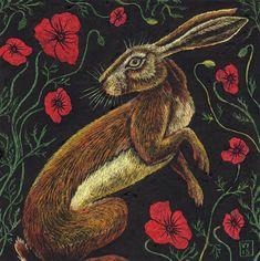 Poppy by Vikkki.deviantart.com on @DeviantArt