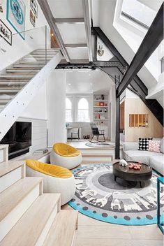 VM designblogg: Μια πρώην εκκλησία στη Νέα Υόρκη μετατρέπεται σε κατοικία
