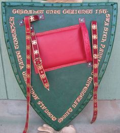 Historic Heater Shield (April 2013) #4 by Gerhard-von-Liebau on DeviantArt