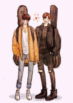 Ong Seongwoo, Memes, Character Inspiration, Anime Art, Idol, Fan Art, Cartoon, Fictional Characters, Lisa