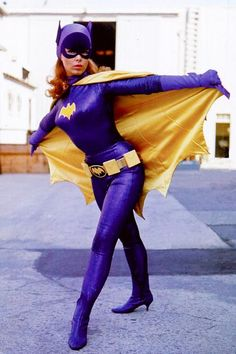 Yvonne Craig as BATGIRL