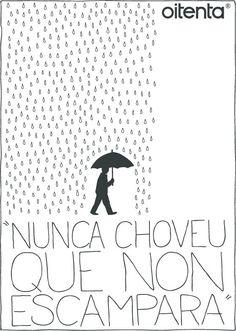 Never Rain Forever (galician)