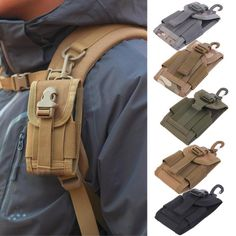 Cheap hiking bag, Buy Quality bag shoulder bag directly from China outdoor bag Suppliers: Outdoors Camping Cycling Hiking Military inch Universal Army Tactical Shoulder Bag for Mobile Phone Hook Cover Pouch Case Tactical Pouches, Tactical Bag, Crochet Phone Cover, Molle Gear, Edc Bag, Hunting Bags, Hunting Vest, Crochet Mobile, Cell Phone Pouch