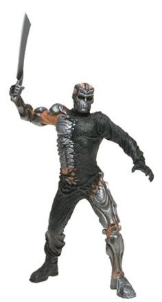 Amazon.com: Jason X - Movie Maniacs Action Figure (2002): Toys & Games