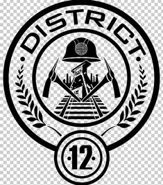 Fictional World Of The Hunger Games Katniss Everdeen Peeta Mellark Video Game PNG - area, black and white, brand, circle, decal Hunger Games Logo, Hunger Games Pin, Hunger Games Party, Hunger Games Problems, Hunger Games Humor, Symbol Drawing, How To Make Stickers, Funny Quotes, Game Quotes