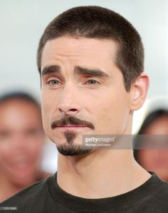 Kevin Richardson of Backstreet Boys during Backstreet Boys Visit MTV's 'TRL' - June 14, 2005 at MTV Studios - Times Square in New York City, New York, United States.