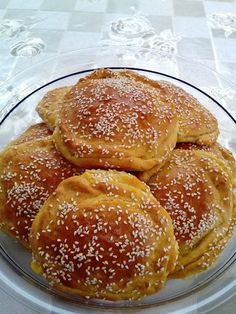 Pizza Tarts, Eat Greek, Greek Recipes, Pancakes, French Toast, Appetizers, Bread, Snacks, Cooking