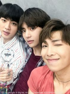 02/07/18 Fancafe #BTS! FAKE LOVE 1er Lugar! #RM #JIN #V