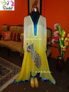 Orchid By Filza's Creation - Fashion by Filza Khan in Fashion at touchtalent