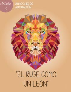 Dios no está muerto, está rugiendo como un León! #Dios #MiDiosVivoEstá #TEAMO