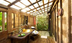 Bambu Indah Resort In Bali, Indonesia – An Unforgettable Experience For Nature Lovers