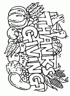 free printable thanksgiving coloring pages via moms bookshelf more my blog posts pinterest thanksgiving turkey thanksgiving and free printable