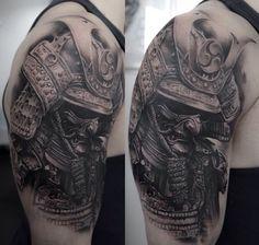 29 Trendy ideas for tattoo antebrazo samurai Samurai Maske Tattoo, Samurai Warrior Tattoo, Warrior Tattoos, Badass Tattoos, Leg Tattoos, Arm Band Tattoo, Tattoos For Guys, Small Tattoos, Japanese Tattoo Art