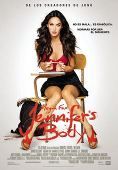 jennifer's body - so messed up!