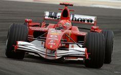 Classic: Marlboro Ferrari with The Master at the wheel