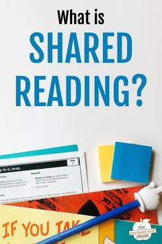 What is shared reading? - The Measured Mom