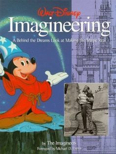 Walt-Disney-Imagineering-A-Behind-the-Dreams-Look-at-Ma-Livre-d-039-occasion