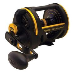 Squall Lever Drag Conventional ReelReel