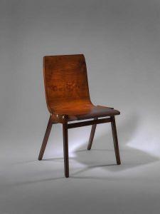 židle - rakouský arch. Roland Rainer