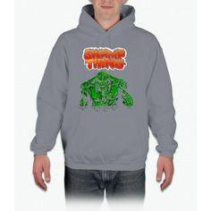 Swamp Thing (Nes) Title Screen Hoodie