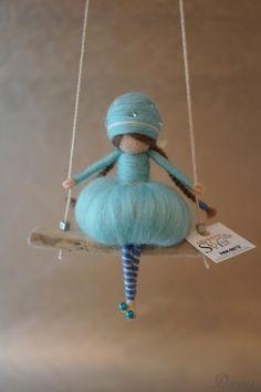 Dorimu fairy (love the swing idea)