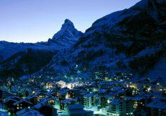 Zermatt, Switzerland   Zermatt is a municipality in the district of Visp in the German-speaking section of the canton of Valais in Switzerland. It has a population of about 5,800 inhabitants. Wikipedia
