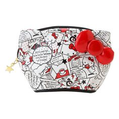 Hello Kitty Pouch M (comics) Sanrio online shop - official mail order site