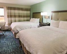Hampton Inn & Suites Nashville-Airport, TN - 2 Queen Bedroom