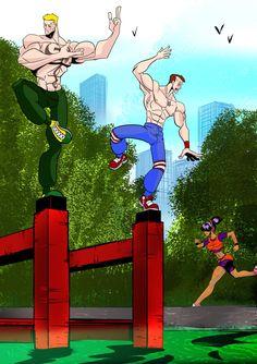 Luke Cage, Iron Fist Marvel, Artistic Visions, Futuristic, Keep Calm, Comic Books, Hero, Deviantart, Fantasy
