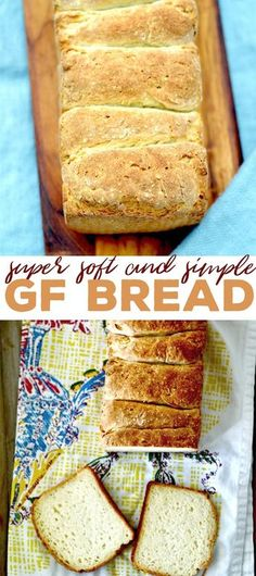 This super simple recipe for gluten free Japanese milk bread makes the softest recipe for batter-style gluten free bread you've ever seen—or tasted!