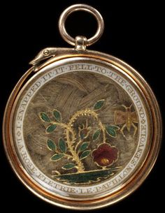 Locket  Place of origin: England, Great Britain (made)  Date: ca. 1810 (made)