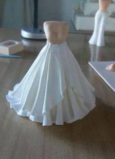 Vestido de novia - imagen 6-8