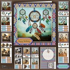 Dreamcatchers By Nature Bumper Kit Birthday Verses For Cards, Birthday Cards, Birthday Wishes, Happy Birthday, Love Conquers All, Year Of The Pig, 2019 Calendar, Magical Christmas, Summer Flowers