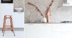 Mooie tegels voor de keukenmuur of badkamervloer?