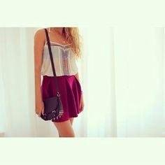 That skirt ♡♡