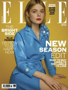 6e09ff0df5f Elle UK February 2017 - Ask Me Anything Magazine Covers