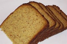 Coconut Flour Flax Bread Recipe