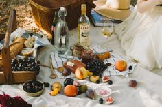Picnic Shoot for The Meadow by Saria Dy