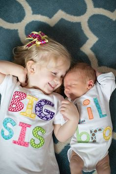Sibling Shirts with BONUS  Big Sister Big Sis Little by SrQAlyciA