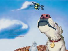 Children's Book Illustration dog