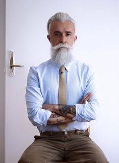 Mr Beard, Sexy Beard, Beard No Mustache, Great Beards, Awesome Beards, Mature Mens Fashion, Beard Wash, Beard Model, Short Beard